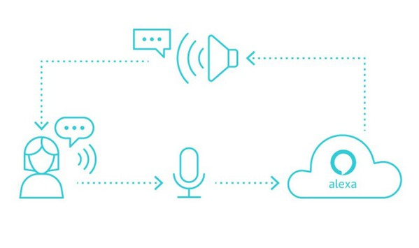 图二 : Amazon公司的Alexa Voice Services(AVS)