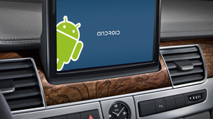 Google試圖將Android推展到車用電子領域(Source: phonearena.com)