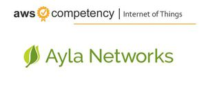 Ayla Networks獲得亞馬遜AWS IoT Competency認證